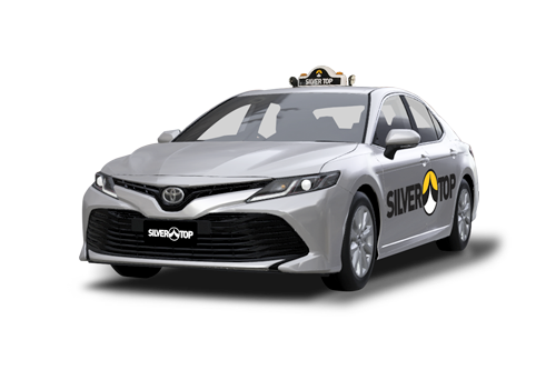 Book a taxi in Melbourne and Sydney - Silver Top Taxi
